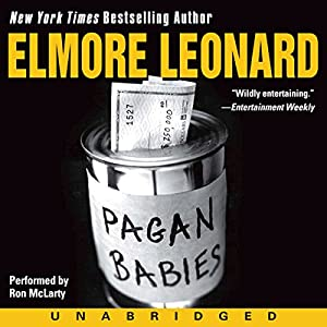 Pagan Babies Audiobook