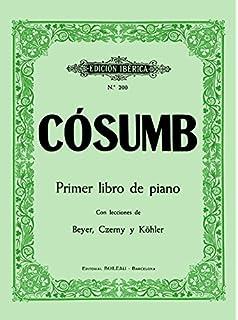 COSUMB J. - Primer Libro para Piano (Iberica)