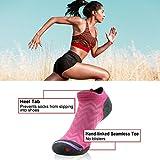 No Show Performance Sport Socks, Gmark Girl's