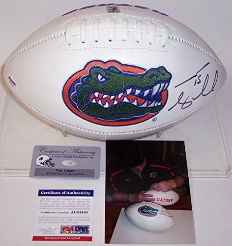 tim tebow signed football - 5