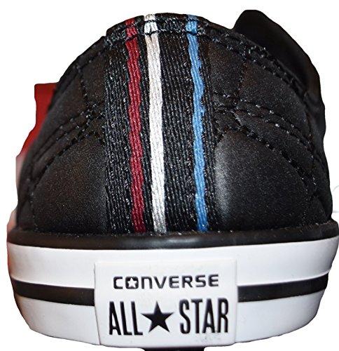 Converse Kvinners Chuck Taylor Lekker Lav Top Sneaker Svart Vattert 5 M Oss