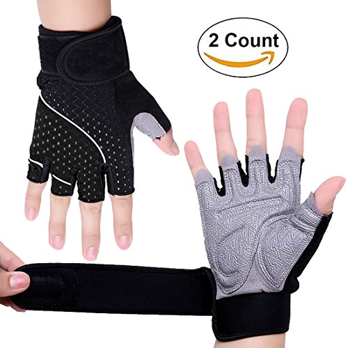 Weight Lifting Gloves, Super Breathable Full Palm Protection & Extra Grip, Gym Workout Gloves for Pull Ups, Cross Coaching, Health, WODs & Cycling Women – DiZiSports Store