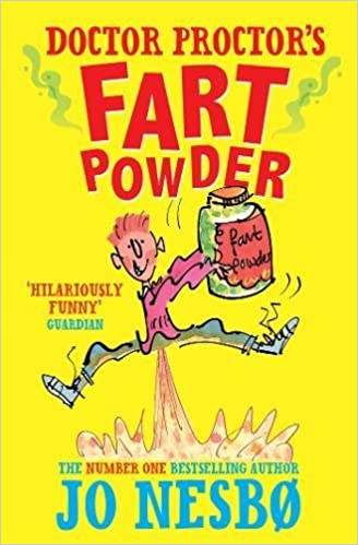 Image result for doctor proctor's fart powder