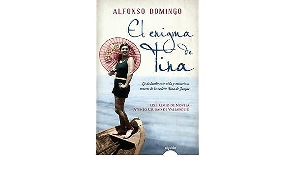 Amazon.com: El enigma de Tina (Algaida Literaria - Premio ...