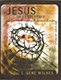img - for Jesus on Leadership: Leader Guide book / textbook / text book
