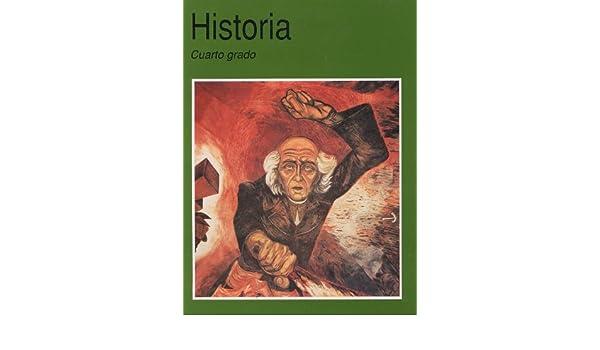 Historia Cuarto Grado: Amazon.com: Books