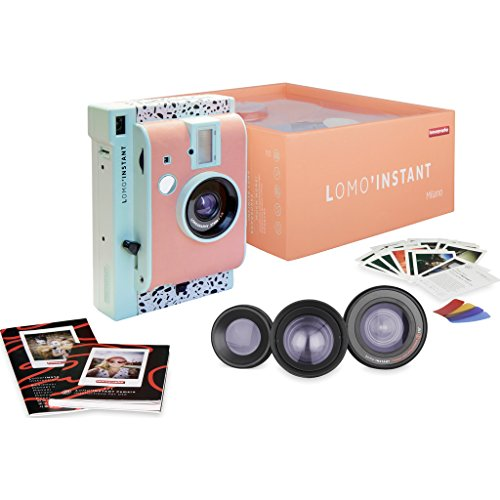 Lomography Lomo'Instant Camera and Lenses | Milano by Lomography