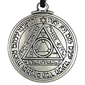 Pentacle of the Sun Talisman Pendant