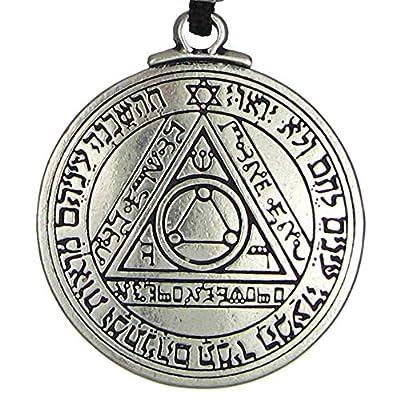 Pentacle of the Sun Talisman Pendant