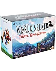 One Piece World Seeker The Pirate King Edition for PlayStation 4