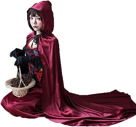 GYJ Capa de Halloween Unisex, Novedades, el Disfraz de Fantasma ...