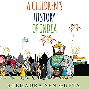 A Children's History of India Audiobook