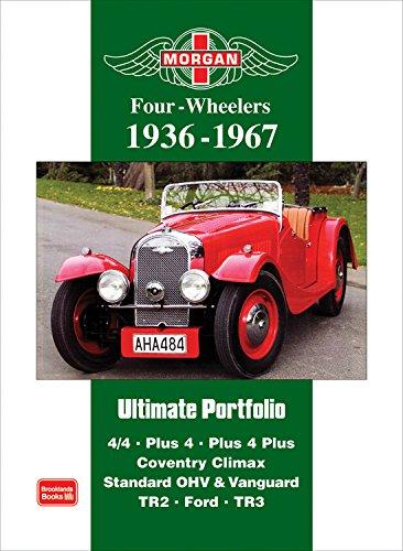Morgan Four-Wheelers 1936-1967 (Ultimate Portfolio) pdf