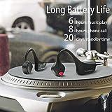 YouthWhisper Bone Conduction Headphones Bluetooth