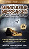 img - for Miraculous Messages/ Includes Book and Bonus DVD (Faith Evidence) book / textbook / text book