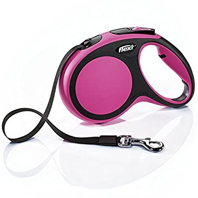 NEW: Flexi New Comfort Tape Leash XS - L