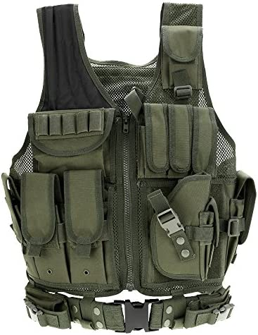 Lixada Tactical Military Adjustable Breathable product image