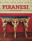 img - for Piranesi as Designer book / textbook / text book
