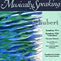 Conductor's Guide to Schubert's Symphony No. 5 & Symphony No. 8 Speech by Gerard Schwarz Narrated by Gerard Schwarz