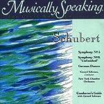 Conductor's Guide to Schubert's Symphony No. 5 & Symphony No. 8   Gerard Schwarz