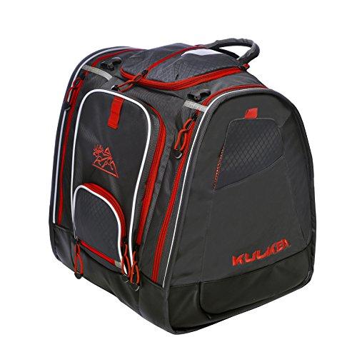 (Kulkea Boot Trekker Ski Boot Backpack 2017 - Grey/Black/Rush-Red)