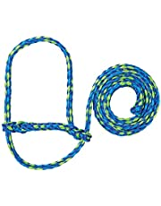 Weaver Leather Poly Rope Sheep Halter, Blue