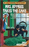 Mrs. Jeffries Takes the Cake, Emily Brightwell, 0425165698