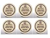 Taylor of Old Bond Street Sandalwood Shaving Cream Bowl 150g - Pack of 6