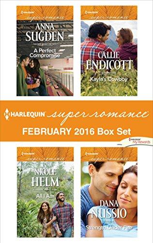 book cover of Harlequin Superromance February 2016 Box Set