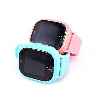 reloj inteligente P67 pulsera resistente al agua SOS 2 millones de píxeles Teléfono SIM pantalla táctil