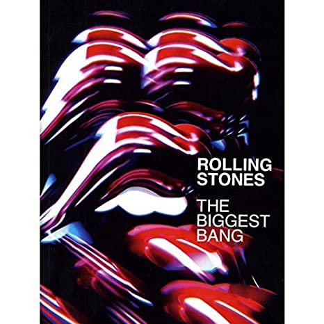 Rolling Stones: The Biggest Bang by Mick Jagger: Amazon.es ...
