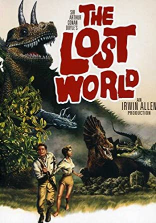 amazon com the lost world 1960 1925 michael rennie jill st