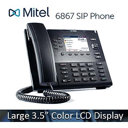 Mitel 6867 6867i VoIP 3 5