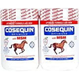 2 PACK Cosequin Equine OPTIMIZED with MSM (2800 gm), My Pet Supplies