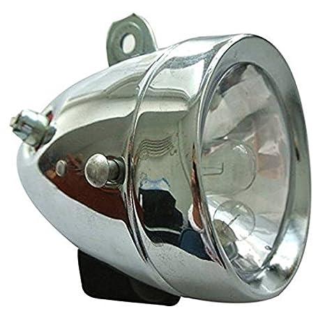 Motorized Bike Friction generator Head//Tail Light Kit 12V 6W for Mountain Bikes