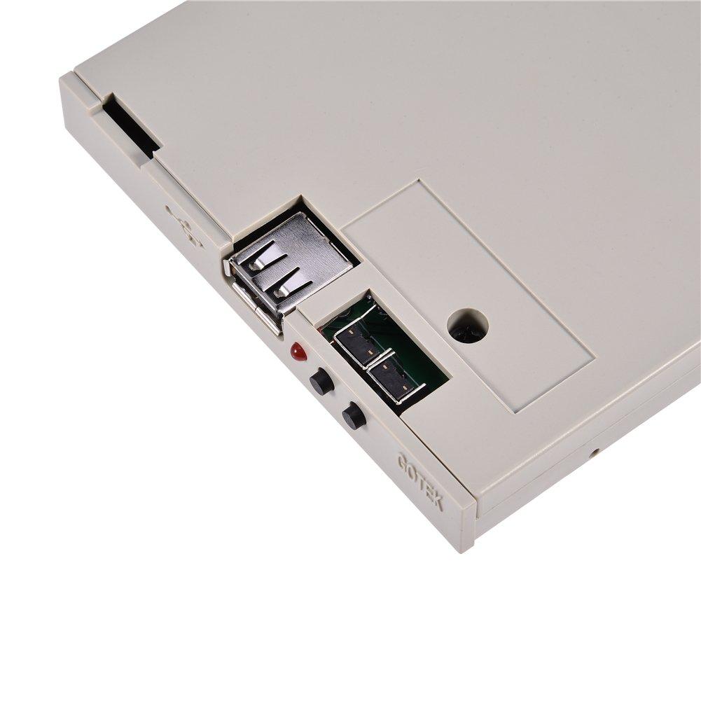 Yosoo 720K USB Emulator, SFRM72-DU26 Floppy Drive Emulator for BARUDAN BENS Embroidery Machine by Yosoo (Image #4)