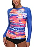CharmLeaks Women%27s Rashguard Long Slee...