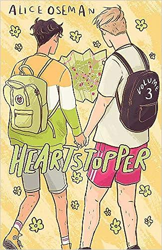Amazon.com: Heartstopper Volume Three (9781444952773): Oseman, Alice: Books