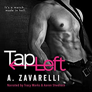 Tap Left Audiobook