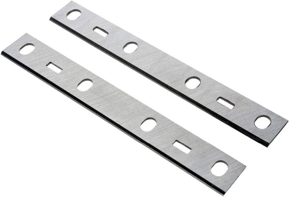 "6/"" X 3//4/"" X 1//8/"" V2 HSS 3 Jointer knives"
