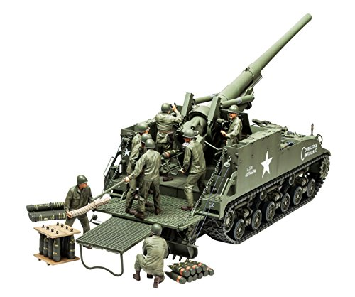 - Tamiya America, Inc 1 35 U.S. Self-Propelled 155mm Gun M40, TAM35351