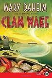Clam Wake, Mary Daheim, 0062326503