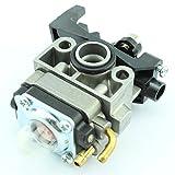 Yingshop Carburetor for Honda GX25 GX25N GX25NT GX25T FG110 FG110K1 HHT25S Trimmer Lawn Mower Generator