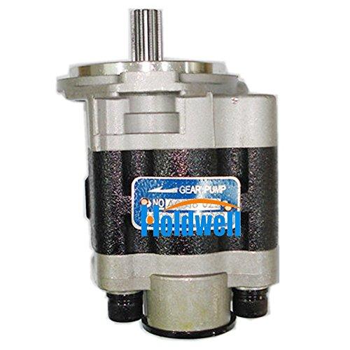 Holdwell Hydraulic Gear Pump 67120-26650-71 671202665071 for Toyota Forklift 1DZ Engine