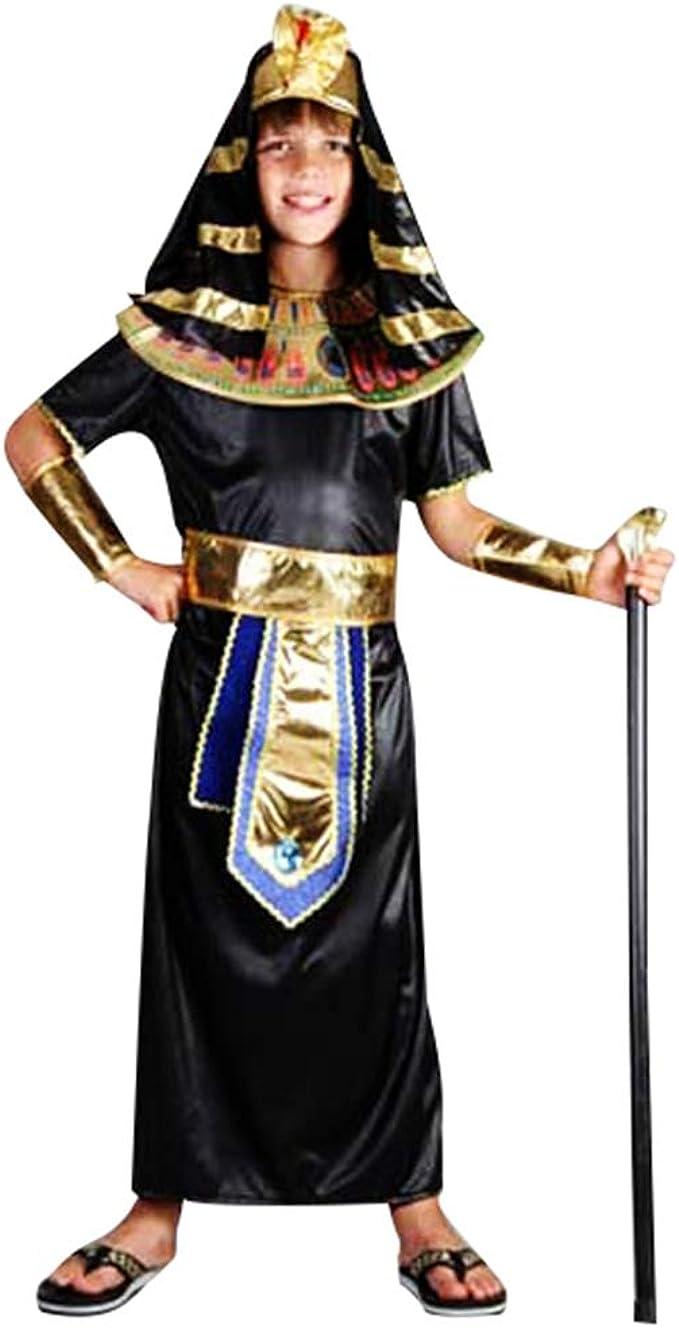 Jitong Egipcio Disfraz para Halloween Niña Disfraces Carnaval con ...