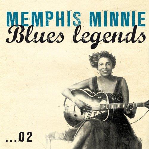 Blues Legends: Memphis Minnie,...
