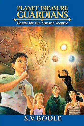 Download Planet Treasure Guardians: Battle for the Savant Sceptre pdf epub