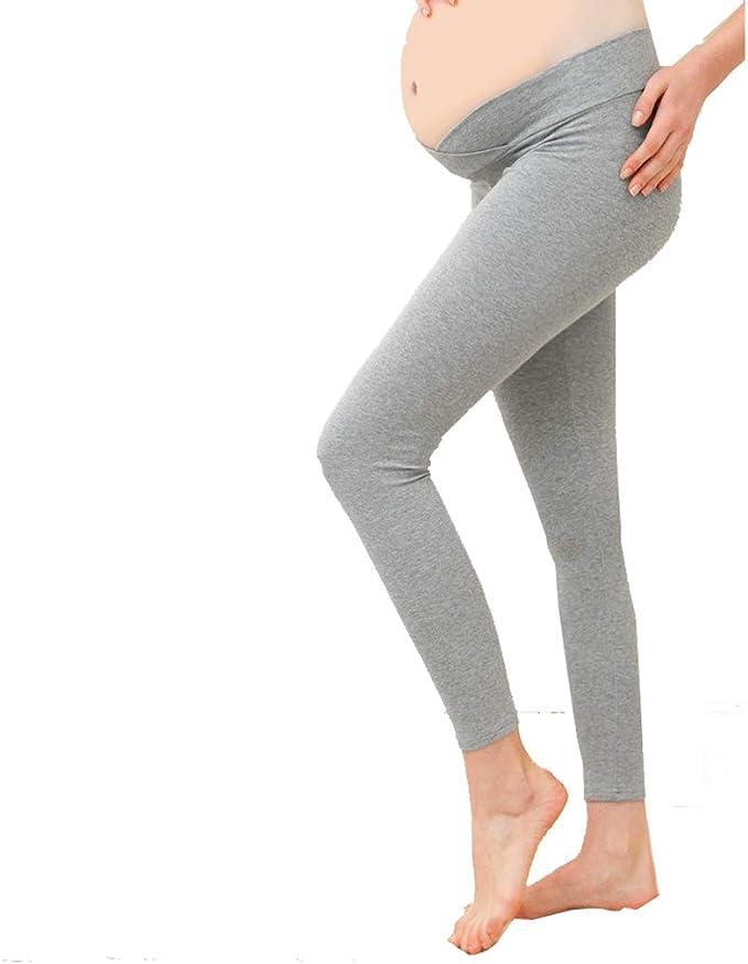 wetry Leggings Invierno Embarazada Pantalones Premama Pantalones ...