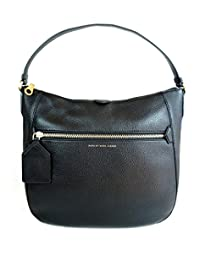 Marc By Marc Jacobs Black Leather Hobo M0009414 Hobo Bag