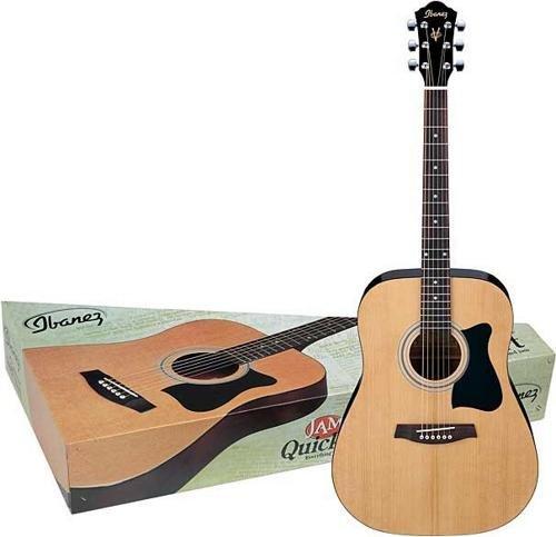 Ibanez - IJV50 - Acoustic Guitar Jampack by Ibanez